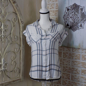 BeachLunchLounge short sleeve Button down